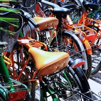 DRBIKEART: KERÉKPÁROS KULTÚRA SPANYOLHONBÓL (Ride a bike in Spain)