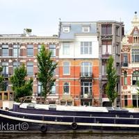 Amszterdami privát csónakázás (PRIVATE BOAT TRIP IN AMSTERDAM)