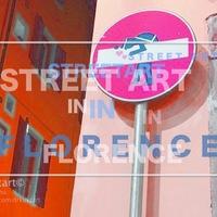 DRSTREETART - 1 KIS OLASZ: BÁJOS FIRENZEI UTCAMŰVÉSZET (Street art in Florence)