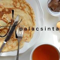 DRKONYHART: PALACSINTA BELGA-MÓDRA (The Belgian way of making pancakes)
