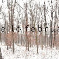 HELLÓ FEBRUÁR! (Dear February, hello!)