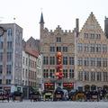 1 KIS BELGART: FAGYOS HAJÓTÚRA BRUGGE-BEN (Chilly boat tour in Bruges)