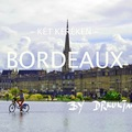 DRBIKEART: BORDEAUX KÉT KERÉKEN (Ride a bike in Bordeaux)