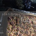 DRKONYHART: MÉZZEL CSURGATOTT FÜGITE (Easy fig pastry recipe)