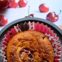 DRKONYHART: AZ ÁLMATLANSÁG MEGGYES ÉS CSOKIS-KÓKUSZOS MUFFINT SZÜL (Morning muffin with sour cherry and chocolate-coco)