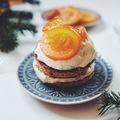 DRKONYHART: ARANYTORTÁCSKÁK (Sunny orange-dried apricot cakes)