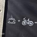 DRÚJHULLÁM: ÚJ A VÁROSBAN - MESTERBIKE + COFFEE PROJECT (Third wave: bike and coffee project in Budapest)