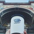 DRÚJHULLÁM: EGY CSÉSZE KÁVÉ MIND FELETT (One Cup Espresso Bar in Budapest, Hungary)