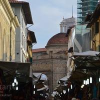 PIACOZZUNK - 1 KIS OLASZ: A 140 ÉVES FIRENZEI VÁSÁRCSARNOK LEGUTÓBBI RÁNCFELVARRÁSA (Visiting the 140-year-old Central MArket in Florence)