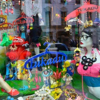 BERLINI KIRAKAT TÚRA (Window Shopping in Berlin, Germany)