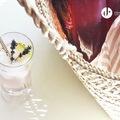 DRKONYHART: LEVENDULAVIRÁG SZÖRP (Lavender simple syrup)