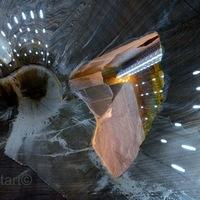 Lenyűgöző föld alatti világ Tordán (IMPRESSIVE SALT MINE IN TORDA)