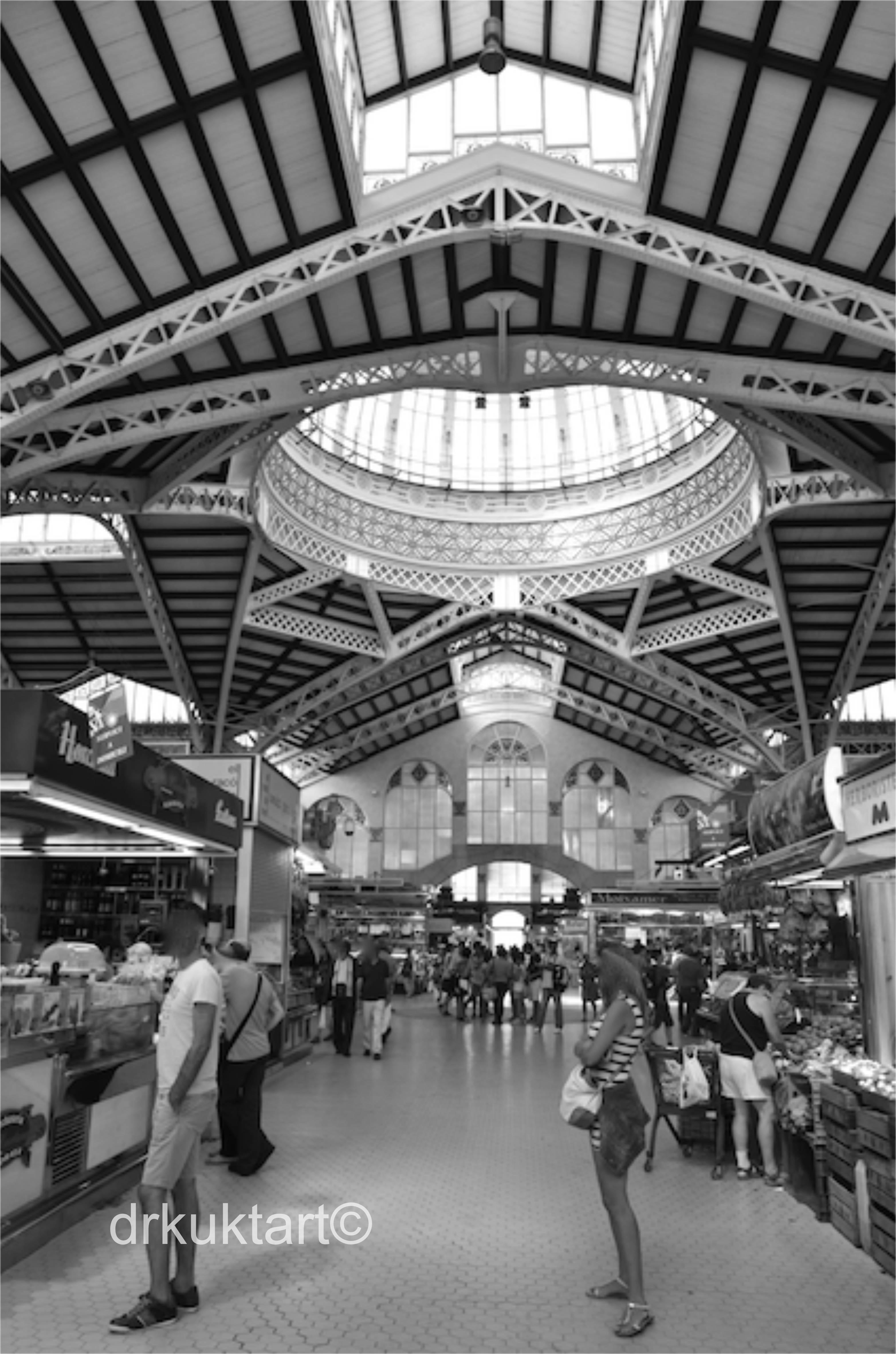 Piacozzunk valenciai nagyv s rcsarnok vizit the central - German valencia ...