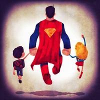 Apukám egy szuperhős