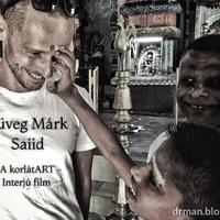 Süveg Márk (Saiid) - A korlátART Interjú film