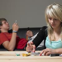 Fiatalkoru droghasználóknak!