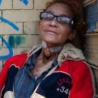40 éves heroinfüggő nő
