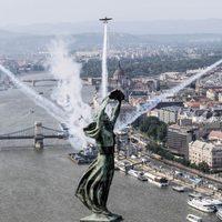 A Red Bull Air Race-szel újabb légtérkorlátozás jön