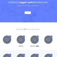 Magyar nyelvű drón használati útmutatók a neten