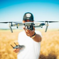Sok a drón engedély - csak töredékét aktiválják