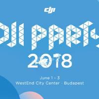 Itt az újabb budapesti DJI rendezvény Budapesten