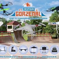 Ingyenes drón nyíltnap szombaton a Görzenálban