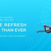 Pár napig még Care Refresh akció a DJI-nál