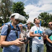 Ingyenes drón kipróbálás a DJI budapesti workshopján