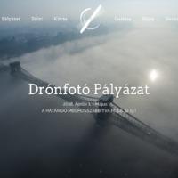 Indul az első Magyar Drónfotó Pályázat
