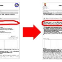 Apró változás a repülési engedélyezésben