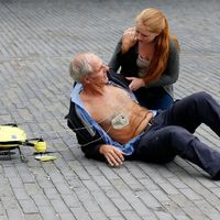 Életmentő drónok a magyar mentőszolgálatnál?