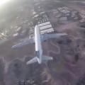 Közel járt a drón az utasszállító géphez