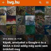 Magyar drónfotók a Földet formáló víz csodáiról