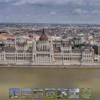Budapest látványosságai új szemszögből