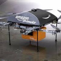 Csomagküldés drónnal? Az Amazonnál már készülnek!