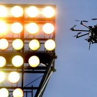 Légvédelmi készültség a Manchester United edzésein