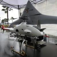 Northrop Grumman gépek érkeztek