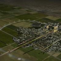 Gigantikus szellemváros épül a robotoknak
