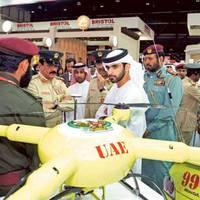 Tűzoltás drónokkal? Dubaiban már van ilyen!