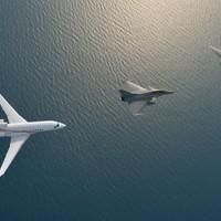 Először repült alakzatban egy pilóta nélküli gép