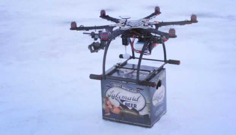 lakemaidbeers_drone_delivery