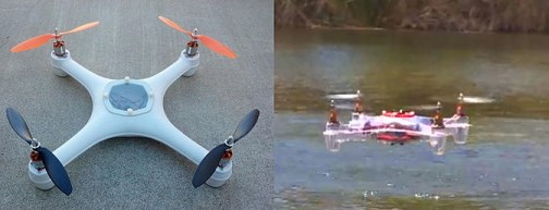 aquacopters