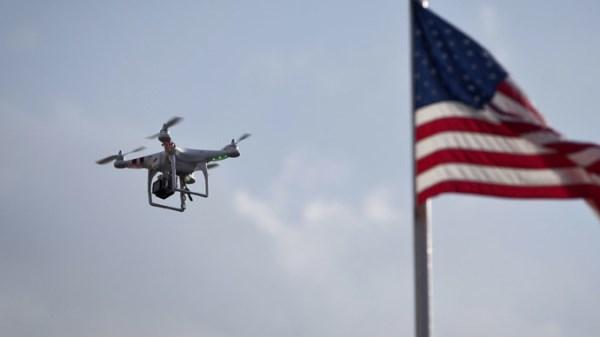 us_flag_drone