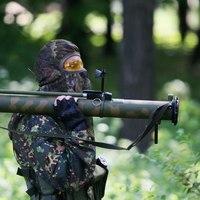 Orosz fegyverek Kelet-Ukrajnában
