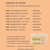 Aqua Sziget - Esztergom - Szauna Show Maraton az Aquaszigeten! - Bugár Kinga - Schupp Brigitta