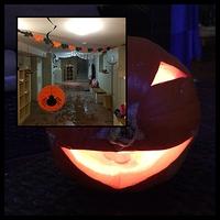 """Halloween-i élménymedencés szaunás """"borzongás"""""""