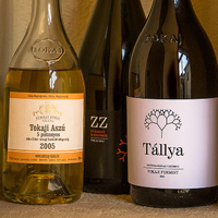 3 tállyai fogás - 3 tállyai bor