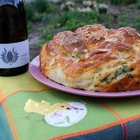 Húsvét a Drunken Kitchennel: kalács borral