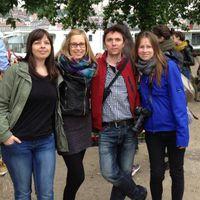 400-an reggeliztünk együtt a Duna-parton