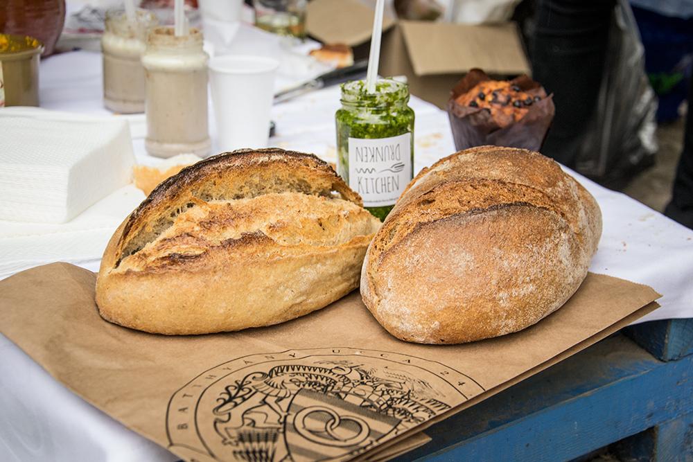 A Pékműhely kenyerei Fotó: Máté Csaba